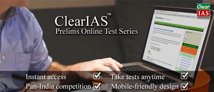 ClearIAS UPSC Prelims Mock Test Series