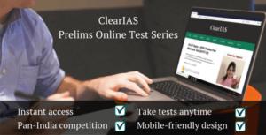 ClearIAS Prelims Online Mock Test Series