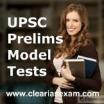 UPSC Prelims Model Tests